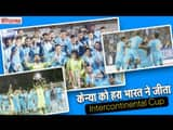 India beat Kenya 2-0 to win the Intercontinental Cup