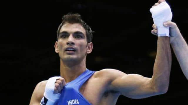 Boxer Jai Bhagwan