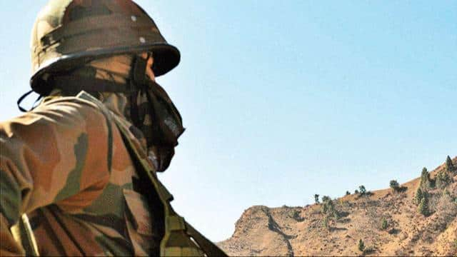 Terrorist abducted army jawan