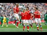 Russia beat Saudi Arabia 5-0