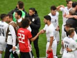 Uruguay victory over Egypt in FIFA