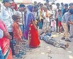 छतरपुर : टेंपो-एसयूवी की सीधी टक्कर में चार जख्मी