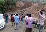 वन क्षेत्र में बिना अनुमति सड़क निर्माण से खफा हैं आधा दर्जन गांव के ग्रामीण
