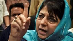 Mehbooba Mufti (PTI File Photo)