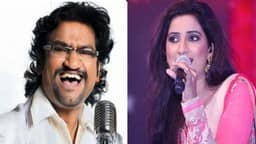 ajay gogavale and shreya ghoshal