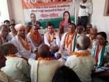 पोल खोलो अभियान में कांग्रेस ने भाजपा पर किए प्रहार