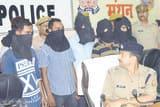 सोनू हत्याकांड में मुख्य आरोपी समेत सात गिरफ्तार