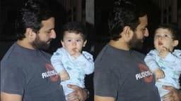 सैफ अली खान ने बेटे तैमूर को कहा गुंडा, जानें क्यों