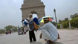 delhi temperature, temperature in delhi