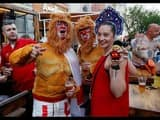 FIFA World Cup: England fans party after 6-1 victory vs Panama