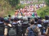 pathalgadi supporters