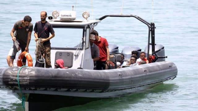 libya boat accident