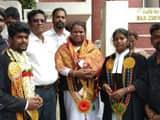 शर्मिला देश की पहली ट्रांसजेंडर वकील बनीं