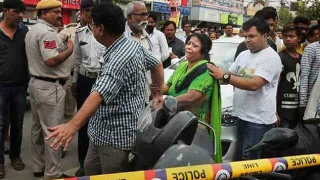 delhi mass suicide case