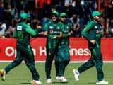 Pakistan beat Zimbabwe by 74 runs in first T20