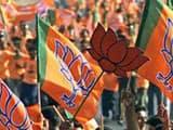 BJP FLAG (FILE PHOTO)