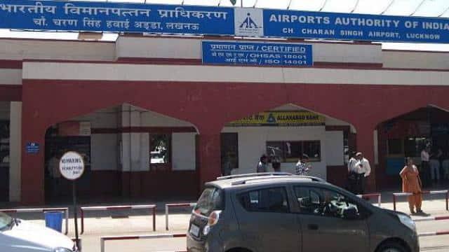 एयरपोर्ट अथारिटी के अनुसार विमान संख्या वीटीएवीवी ने बुधवार को दिल्ली से उड़ान भरी थी।