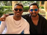 Hardik and Krunal Pandya (photo - Instagram)