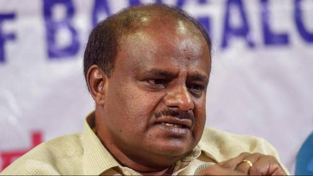 Karnataka CM HD Kumarswamy (LH File Photo)
