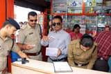 हल्द्वानी में तीन दवा दुकानों से खरीद-बिक्री पर रोक