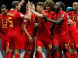 Belgium beat Brazil to set up semis clash against France