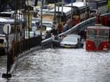 मुंबई बारिश (HT FILE PHOTO)