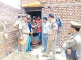 शंकरगढ़ में पत्थर से कूचकर बुजुर्ग महिला की हत्या