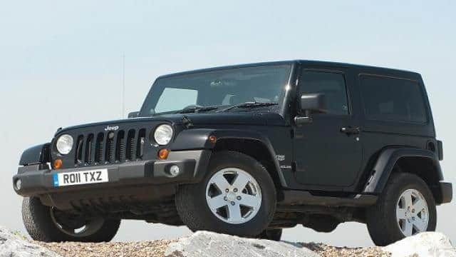 jeep wrangler 3 door version in india
