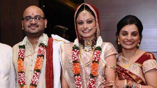 toral with husband