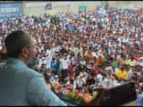 Hyderabad MP Asaduddin Owaisi reached Kishanganj and start campaigning for Lok Sabha election 2019