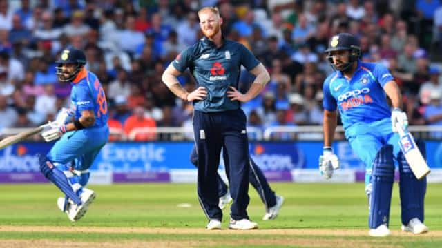 India vs England 1st ODI (Photo - AFP)