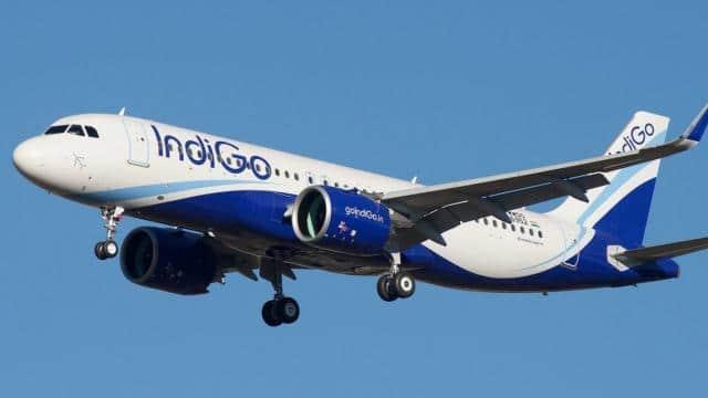 इंडिगो एयरलाइन