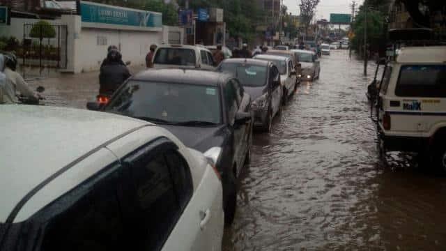 heavy rain in dehradun
