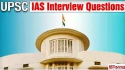 upsc civil services interview