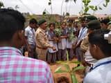 पर्यावरण व वन महोत्सव पर बच्चों ने ली शपथ