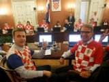 Croatia cabinet