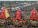 puri jagannath rath yatra 2018