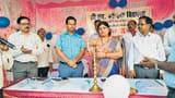 शिक्षामंत्री ने किया मॉडल स्कूल का उदघाटन, सीएच प्लस टू बना मॉडल स्कूल