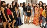 फैशन एक्स क्वीन में मॉडल ने दिखाया जलवा