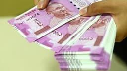 rupee 2k note