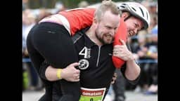 wife carrying competetion