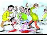 सुलतानपुर : मामूली विवाद में वृद्ध पर कुल्हाड़ी से हमला