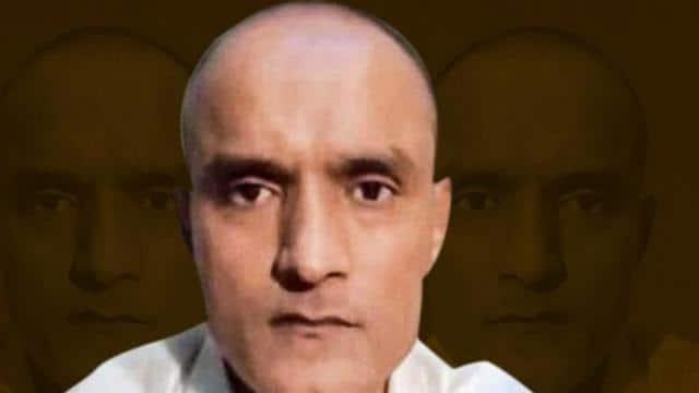 Former Navy officer Kulbhushan Jadhav (file pic)