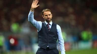 FIFA WC 2018: इंग्लैंड ने कोच गैरेथ साउथ गेट को दिया अनोखा सम्मान