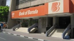बैंक ऑफ बड़ोदा