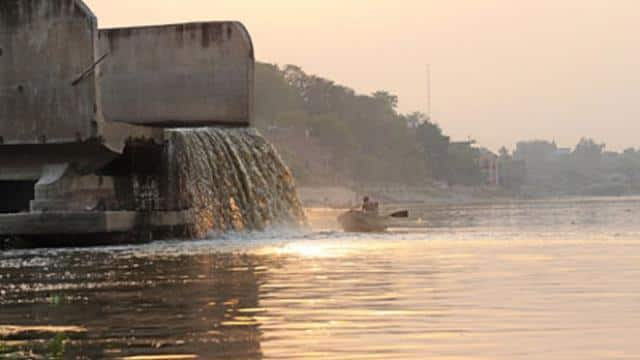 Pollution in Ganga River