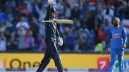 joe root bat drop celebration