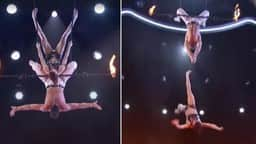 The Couple From That America's Got Talent Trapeze Fall Explains What Went Wrong