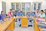 एसएसजेएसएन कॉलेज गढ़वा के एक प्रध्यापक और 29 शिक्षकेत्तर कर्मियों का हुआ सेवा समंजन