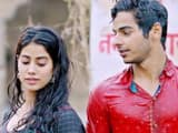 Janhvi and Ishaan movie 'Dhadak' release today